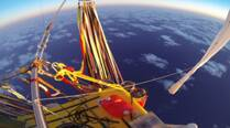 Two Eagles balloon: Crew surpasses distance record; Mexico landing next