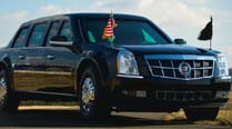 'The Beast' or Pranab's vehicle: India to let President Obama choose his ride