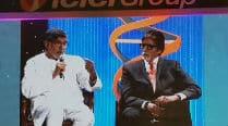 Amitabh Bachchan meets Nobel Prize winner KailashSatyarthi