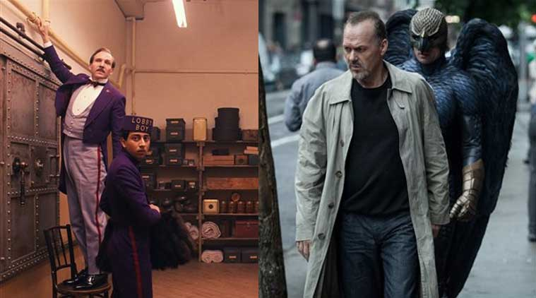 Birdman, The Grand Budapest Hotel, Oscars nominations