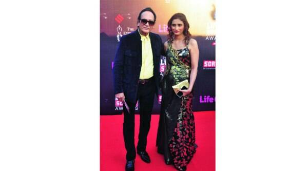 Biswajit Chatterjee and Prima