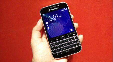 BlackBerry Classic review, BlackBerry Classic Snapdeal