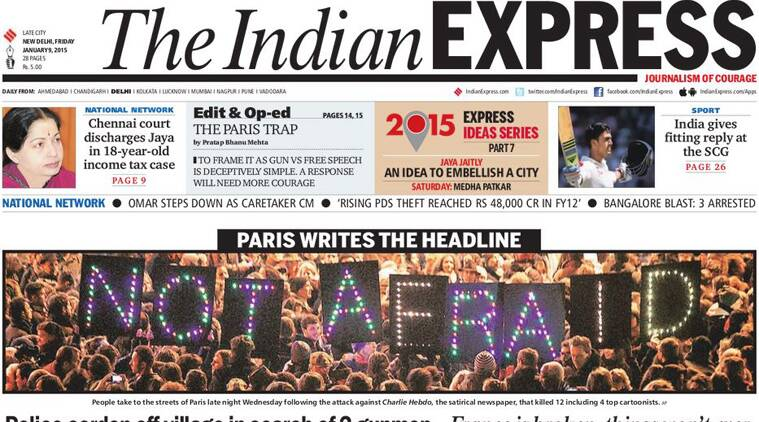 We recommend that you start your day by reading these five special Express stories.