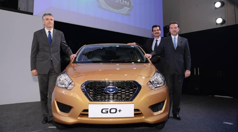 Datsun, Car launch, Datsun Go+