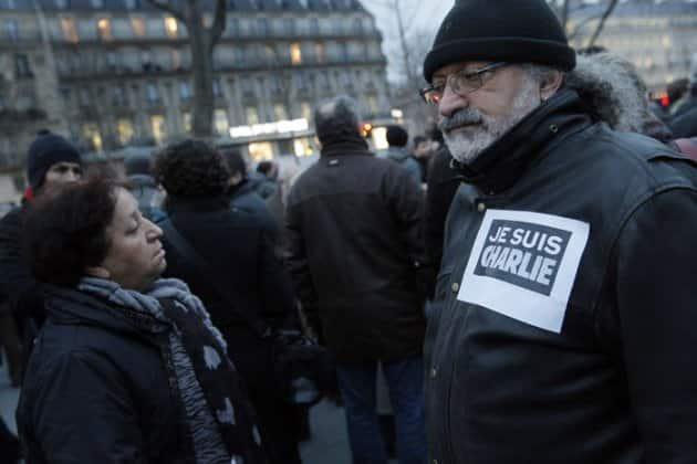 Charlie Hebdo attack, Je Suis France