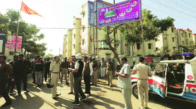 community clash, city news,  ahmedabad news, Eid-e-Milad-un-Nabi procession
