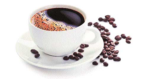 Coffee beans are cured either by air-drying or fermentation.