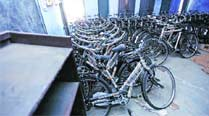 On R-Day, city pedallers club asks people to switch to bicycles
