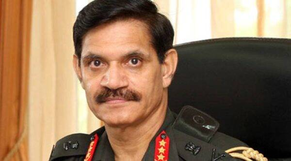 Army rules empowers its chief to make contributions towards funds that have been approved by the Prime Minister.