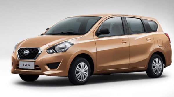 Datsun Go+, Datsun Go+ booking, Datsun Go+ launch, Datsun Go+ price