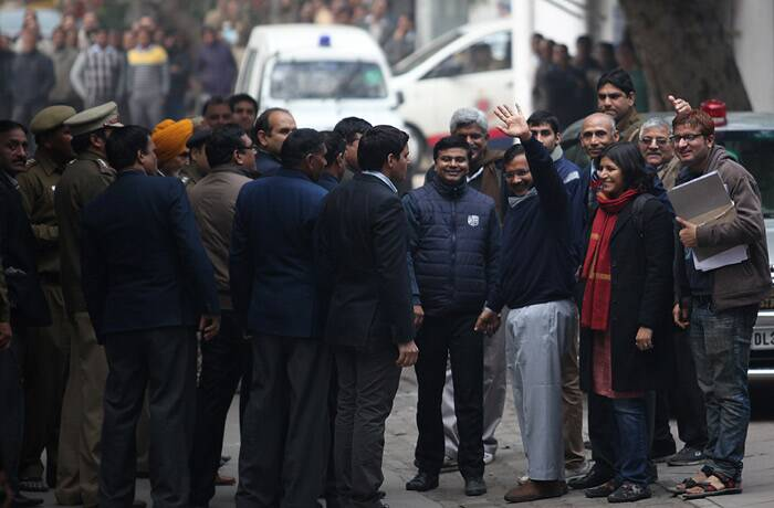 Delhi Assembly polls, Delhi polls 2015, Delhi elections, Delhi elections 2015, Arvind kejriwal, Sharmistha Mukherjee, Kiran Walia, Nupur Sharma
