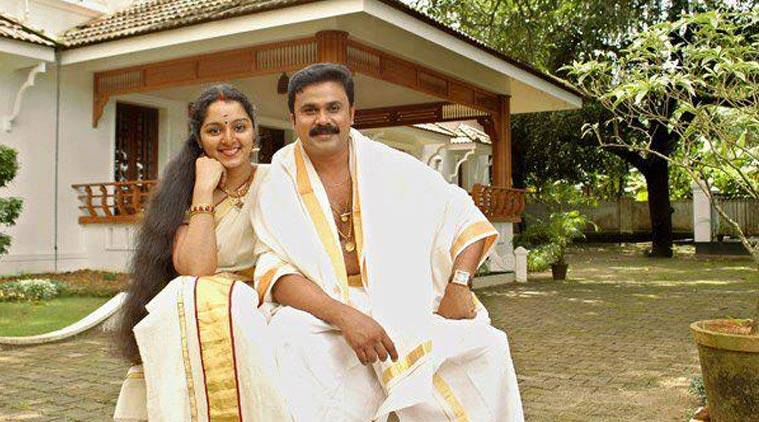 Manju Warrier ain't Dileep's first wife!