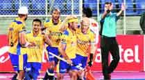 Hockey India League: Jamie Dwyer rolls back years, scores brace as Punjabwin