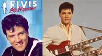 Elvis Presley's first record sells for USD300,000