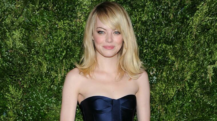 Emma Stone 'uncomfortable' with paparazzi attention