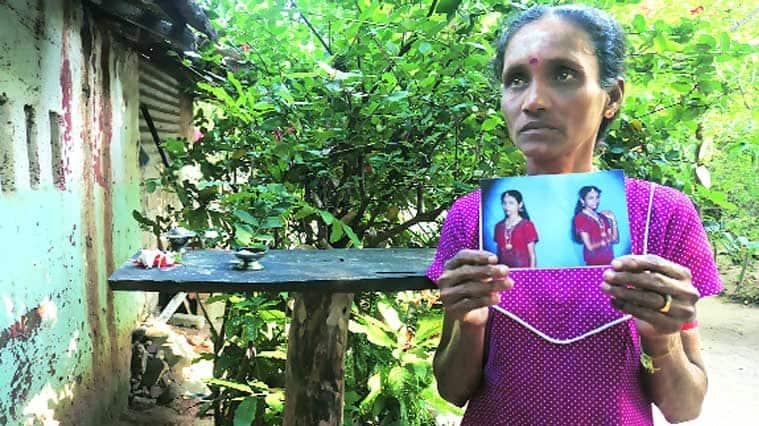 Kathir Kamaneethar Padmambika's children were taken by LTTE.