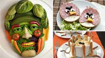 10 pieces of food art you would absolutely love to devour