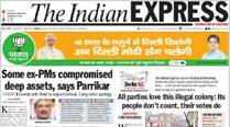 #Express5: All parties love this illegal colony, not its people; Uber emails to rape victim, says 'we are back in Delhi'