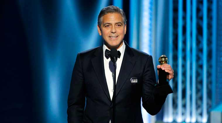 George Clooney, Golden Globe Awards