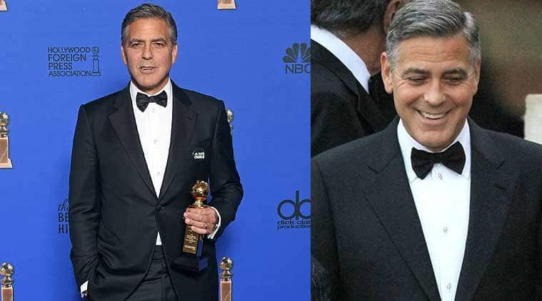 Golden Globes 2015, George Clooney