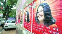 Poster face-off in Greater Kailash but Congress rivals say no infighting