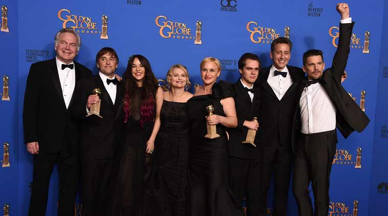 Boyhood, Richard Linklater, Golden Globe Awards