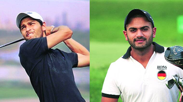 City golfers Angad, Abhijit qualify for Asian Tour
