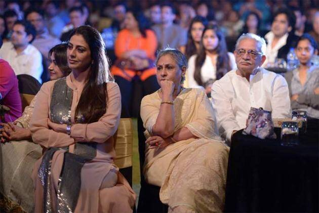 Tabu, Jaya Bachchan, Gulzar