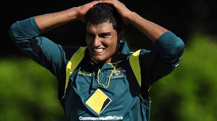 Gurinder Sandhu, Gurinder Sandhu Australia,  Gurinder Sandhu Australia under 19, under-19 world cup, Gurinder Sandhu bowler, bowler Gurinder Sandhu, cricket news, Cricket