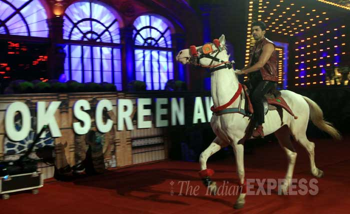 screen awards 2015, lifeok screen awards, gurmeet choudhary, khamoshiyan