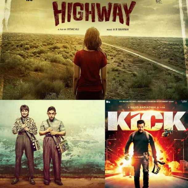 Screen Awards 2015 : Nominations - Sound Design