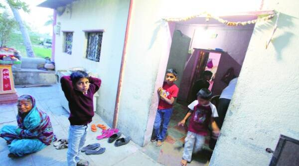 A house in Shani Shingnapur with no doors
