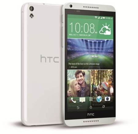 HTC Desire 816G comes with 1.7Ghz processor for Rs 19,990