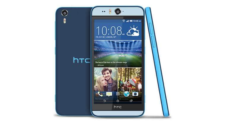 HTC Desire Eye review, HTC Desire Eye specs