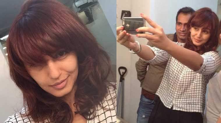 Huma qureshi debuts short haircut the indian express huma qureshi winobraniefo Choice Image