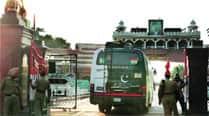 Pakistan restricts Dosti bus service up toWagah