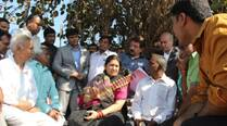 Students at Anand village adopted by Smriti Irani to get tablet PC