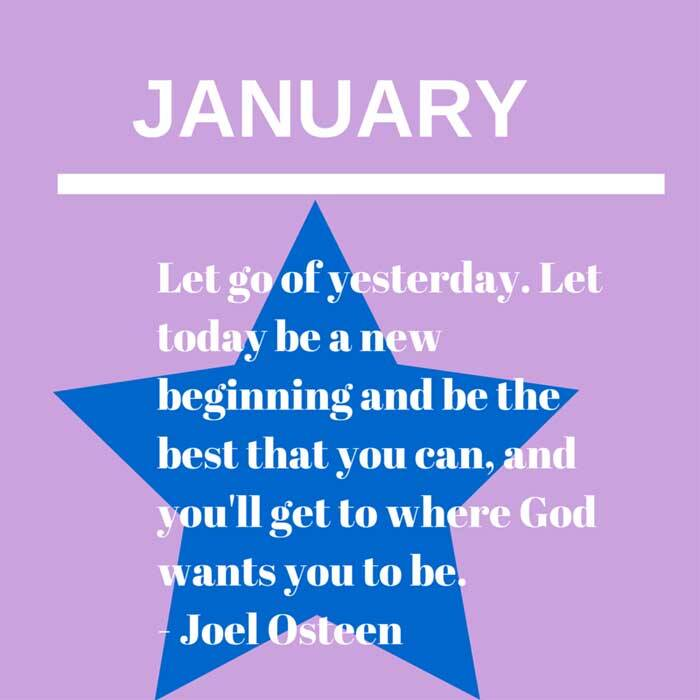 12 Inspiring Quotes For Each Month Of 2015 Lifestyle Gallery News