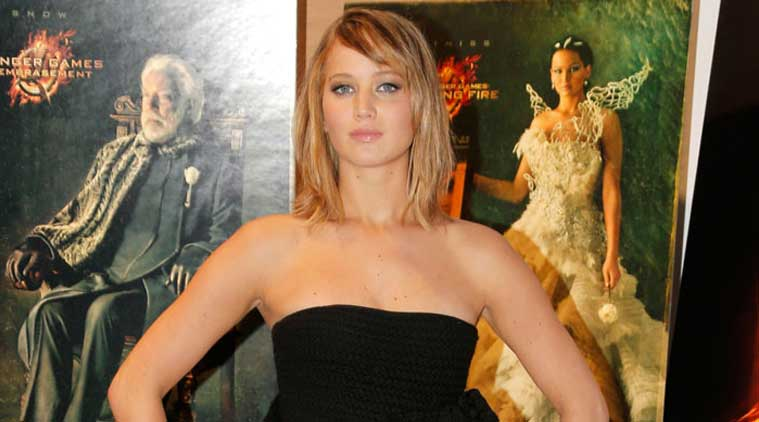 Jennifer Lawrence, Hunger Games, Francis Lawrence, The Dive