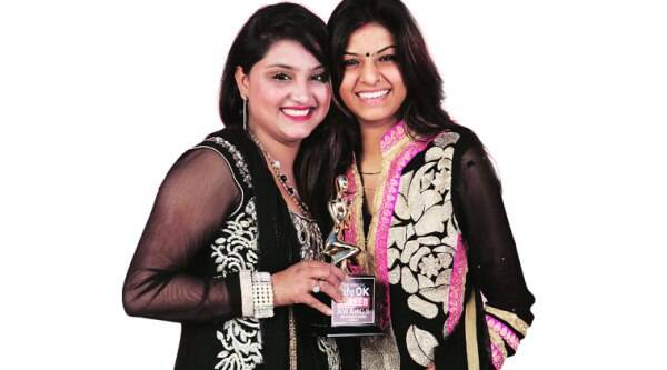 Jyoti and Sultana Nooran are all smiles  after winning their first Screen Award