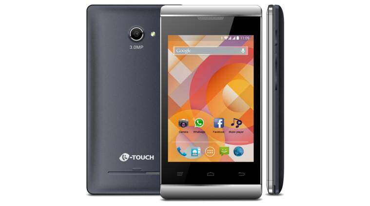 K Touch, karbonn mobiles, cheapest android kitkat smartphone