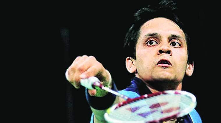 P Kashyap, Kashyap India, India Kashyap, Badminton