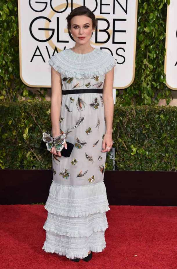 Golden Globes 2015, keira knightley