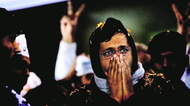 Arvind Kejriwal, Delhi Assembly polls