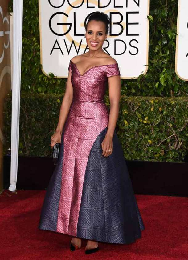 Golden Globes 2015, kerry washington