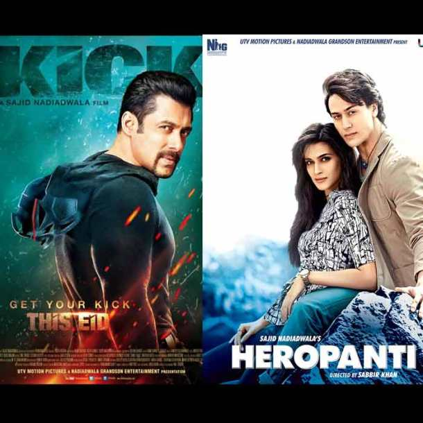 Screen Awards 2015 : Nominations - Action