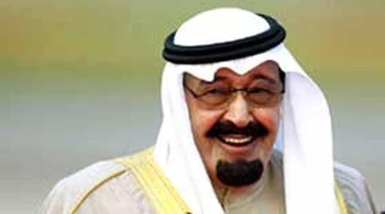 king abdullah, c rajamohan column