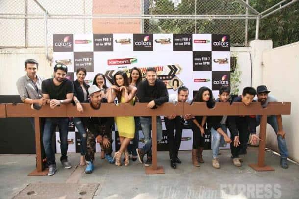 Hussain Kuwajerwal, Aashish Chowdhry, Asha Negi, Riddhi Dogra, Meiyang Chаng, Rohit Shetty