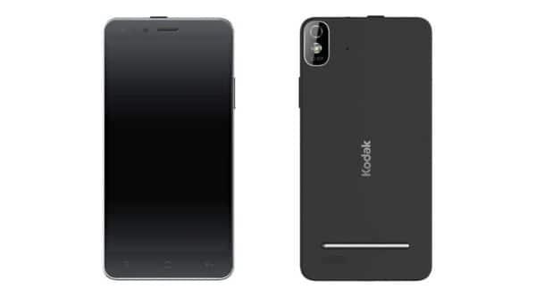 Kodak IM5, Kodak CES 2015, Kodak Android smartphone