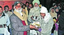 Man sells another property to run langar for the poor